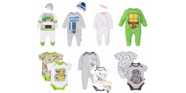 Up To 50% Off Selected Baby Clothing @ Mothercare