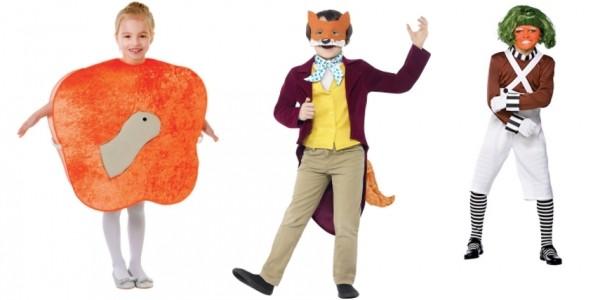 Roald Dahl Day Fancy Dress Costumes From £9.18 @ Amazon