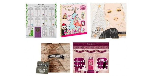 Beauty Advent Calendars From £12 Delivered @ Superdrug