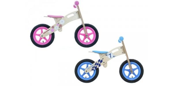 Apollo Wooden Balance Bike £25 (was £35) @ Halfords