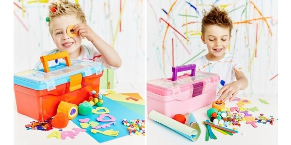 ELC Collage Toolbox Now £8 (was £16) @ Mothercare
