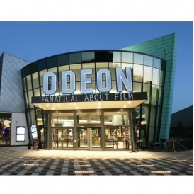 THREE Odeon Cinema Tickets For £12.75