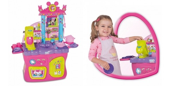 Minnie Mouse Play Kitchen £20 (was £39.99) @ ELC