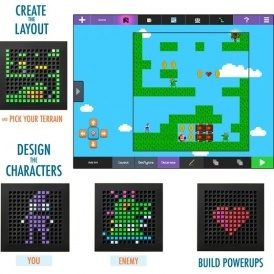 Bloxels Build Your Own Video Game By Mattel