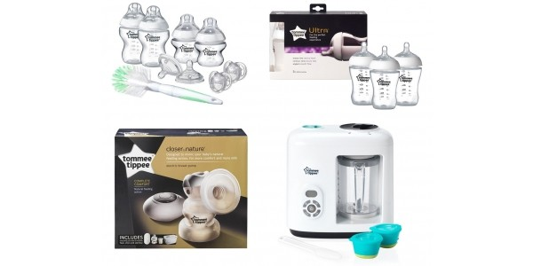 Save Up To 50% On Tommee Tippee Today Only @ Amazon (Expired)