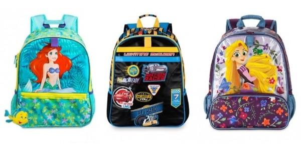 Up To 50% Off Back To School Accessories @ The Disney Store