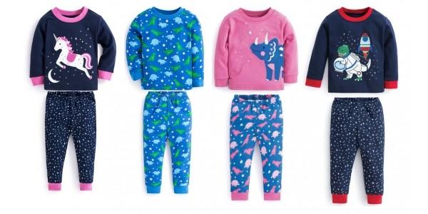 Glow In The Dark Pyjamas Now Available @ JoJo Maman Bebe