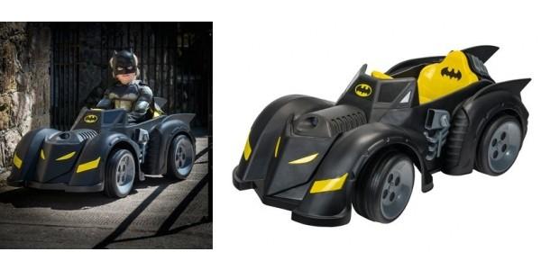 12V Batmobile Electric Ride On £249.99 @ Smyths Toys