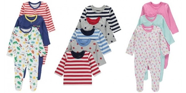 Save 20% When You Spend £30 On Selected Baby Clothing @ Asda George