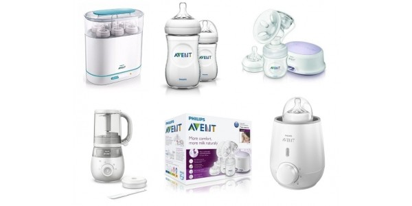 Up To 50% Off Philips Avent @ Amazon (Expired)