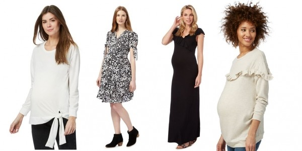 Up To 70% Off Selected Maternity Clothing @ Debenhams