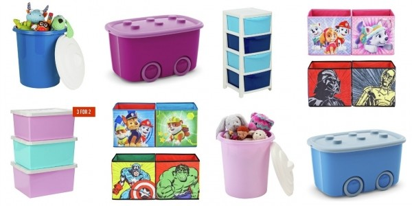 3 For 2 On Selected Storage @ Argos (Expired)