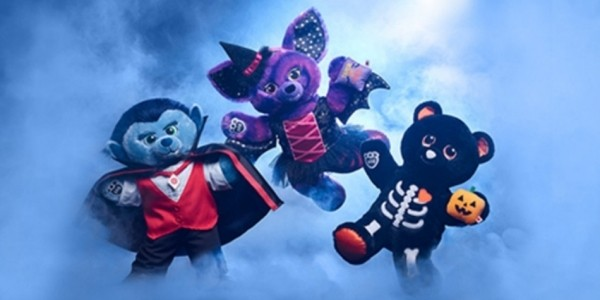 NEW Halloween Toys @ Build-a-Bear