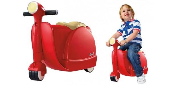 Skoot Kids Ride On Suitcase £45 @ Tesco Direct