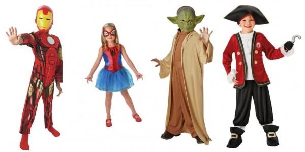Children's Fancy Dress Costumes From £4.99 @ Argos