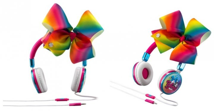 Pre-order: JoJo Siwa Bow Fashion Headphones £24.99 @ Smyths