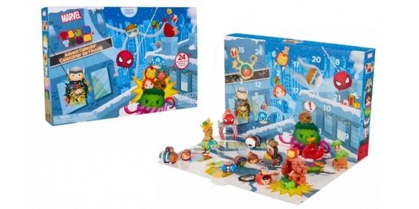 Disney Tsum Tsum Marvel Advent Calendar £35 @ Asda George