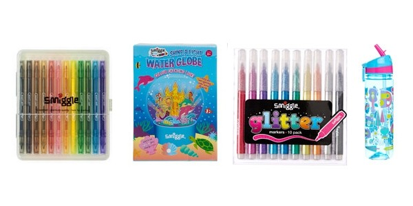 40% Off Selected Goodies When You Spend £20 @ Smiggle