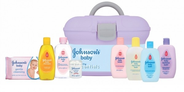 Johnson's Baby Skincare Essentials Gift Box £12 (was £26.49) @ Mothercare