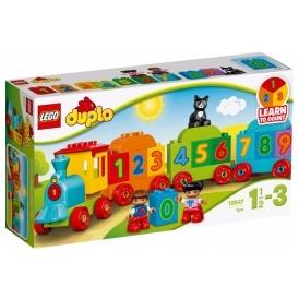 Lego Duplo Number Train £9