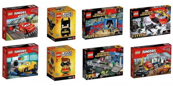 Big Savings On Lego @ Argos