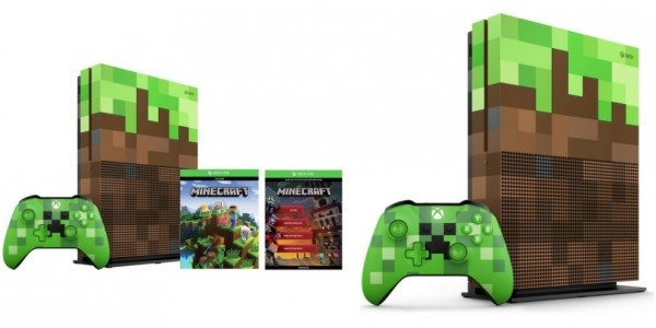 MISPRICE! Xbox One S 1TB Minecraft Limited Ed Console Bundle £89.99 Delivered @ Arg0s (Expired)