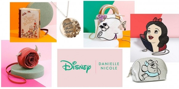 Disney Danielle Nicole Bags Now Available @ The Disney Store
