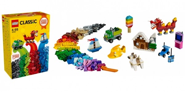 LEGO Classic - Creative Box -10704 £18 @ Asda George (Expired)