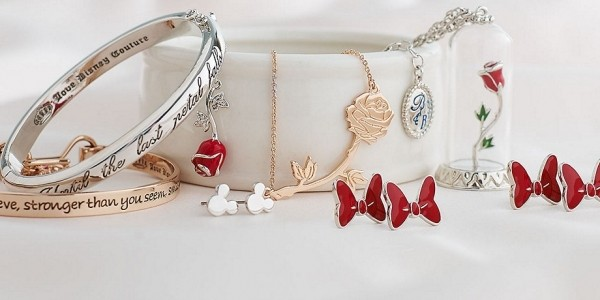 NEW Disney Kingdom Couture Jewellery Collection @ The Disney Store