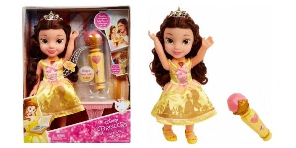 Disney Sing A Long Belle Doll £20 (was £40) @ Asda George