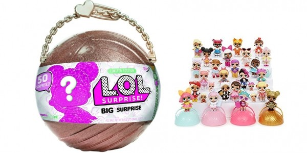 Where To Buy L.O.L Surprise BIG Surprise In UK