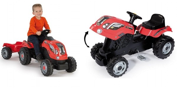 Smoby Tractor Trailer £39 (with eCoupon) @ Tesco Direct