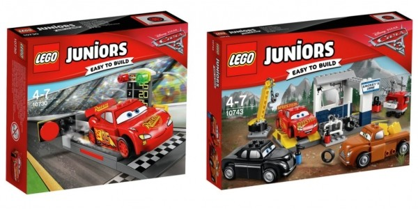 LEGO Juniors Car McQueen Speed Launcher- 10730 £5.99 @ Argos
