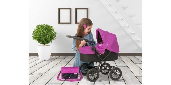 1/2 Price Mamas & Papas Giovani Dolls Pram & Changing Bag Now £25 @ Asda George