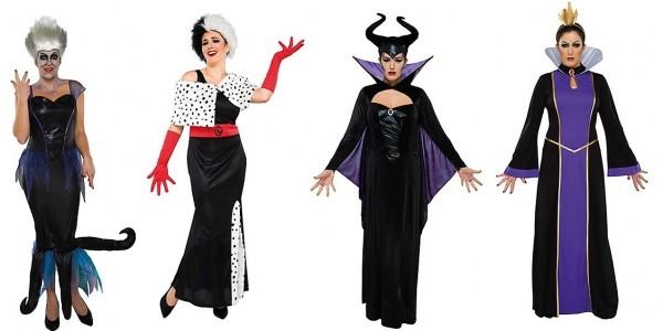 Adult Disney Villains Fancy Dress From £22 @ Asda George