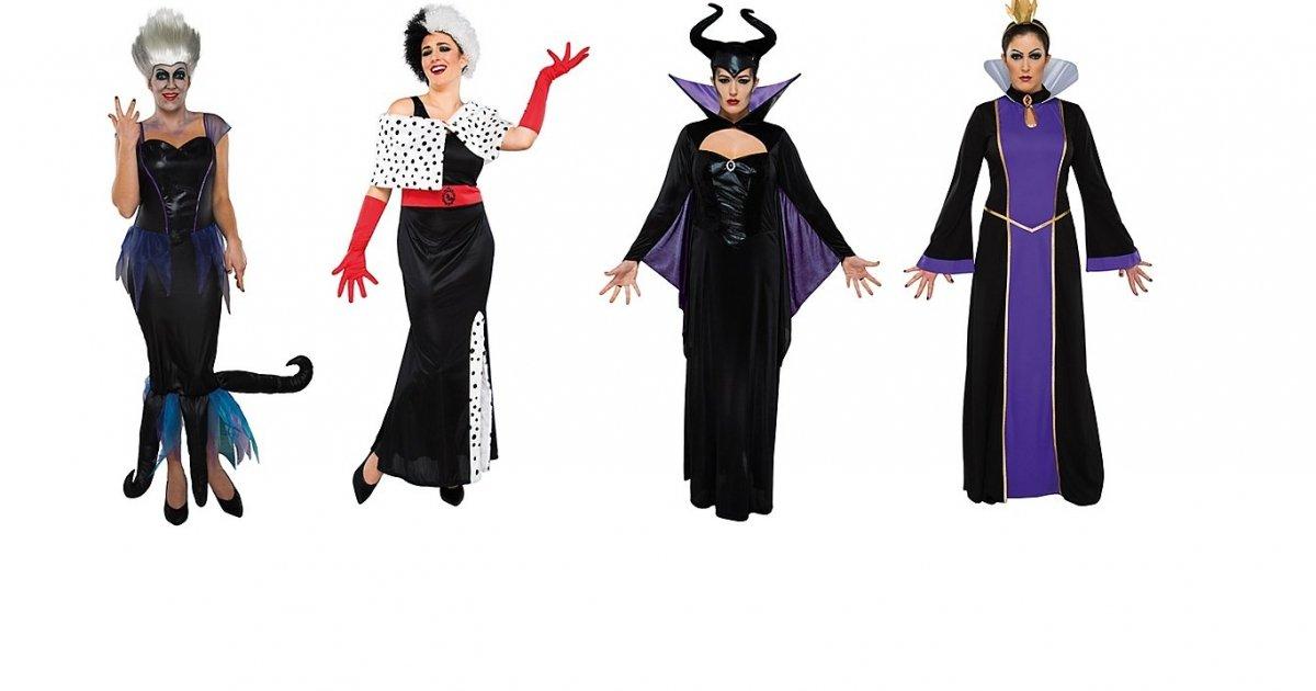 Adult Disney Villains Fancy Dress From 163 10 Asda George