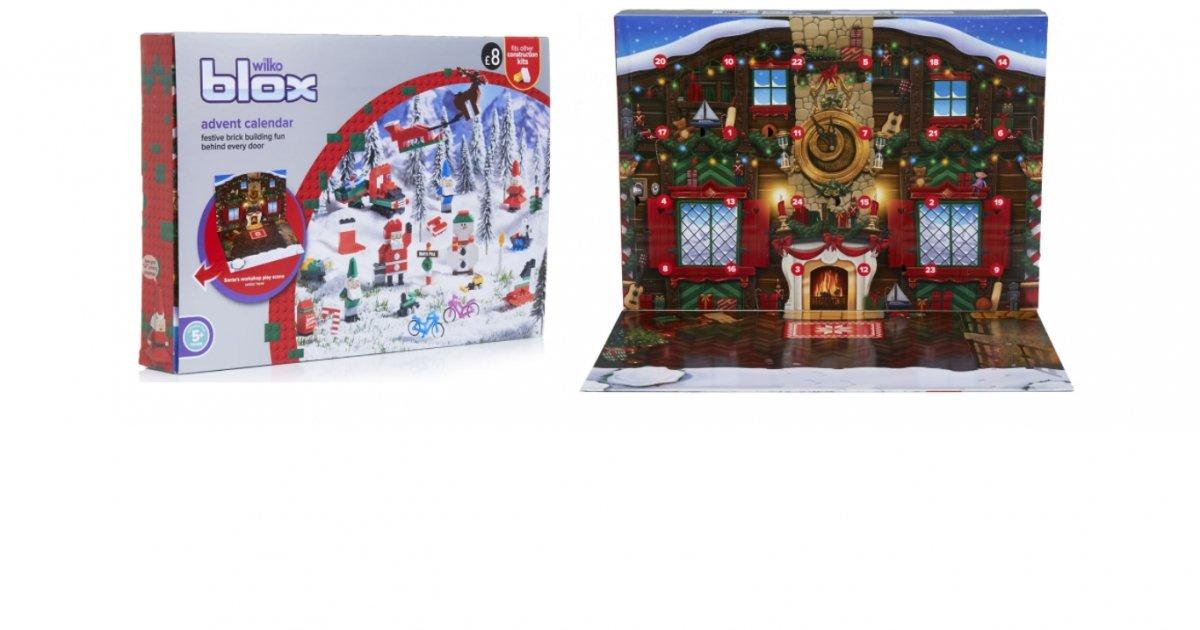 Wilko blox advent calendar 8 wilko solutioingenieria Gallery