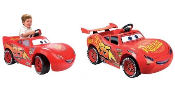 Cars Lightning McQueen 3 6V Electric Car £99 @ Studio