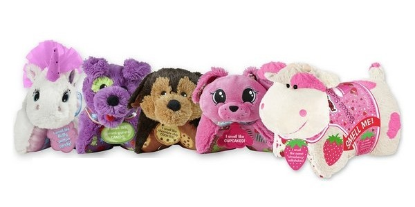 Brand New Sweet Scented Pillow Pets £19.99 @ Argos / Very