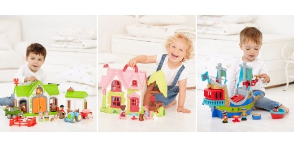3 For 2 On All ELC Toys @ ELC / Mothercare