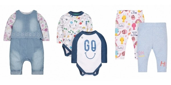 Sale Preview: Up To 60% Off Clothing @ Mothercare