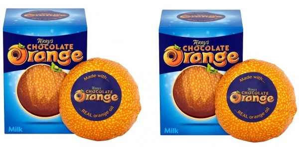 Terry's Chocolate Orange Buy One Get Two Free @ Tesco