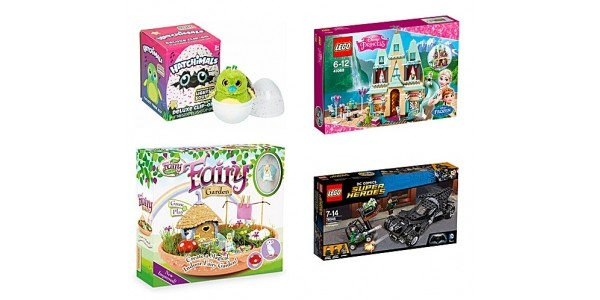 3 For 2 On Selected Toys @ JD Williams