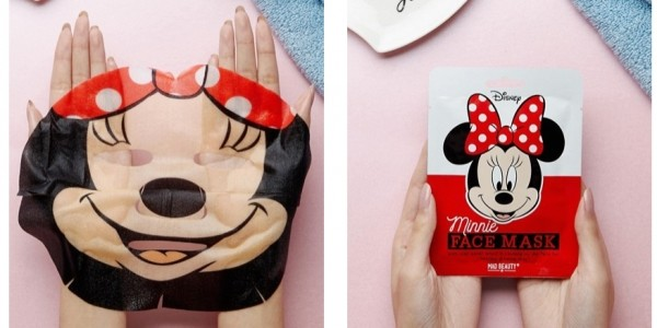 Minnie Mouse Sheet Mask £3.50 @ ASOS