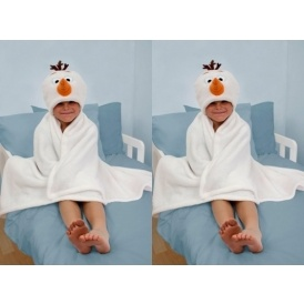 Olaf Cuddle Robe £5 @ Tesco Direct