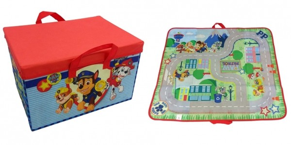 Paw Patrol 2-In-1 Storage Box & Play Mat £7.50 (was £15) @ The Entertainer