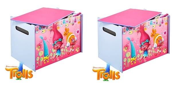 DreamWorks Trolls Toy Box £19.99 (was £59.99) @ Home Bargains