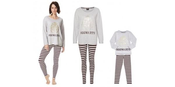 Matching Parent & Child Harry Potter Pyjamas @ Tesco Direct
