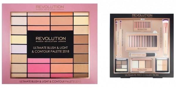 Up To 50% Off Selected Makeup Revolution Sets @ Superdrug