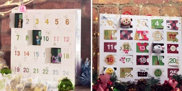 Disney Animators & Tsum Tsum Advent Calendars Coming Soon @ The Disney Store